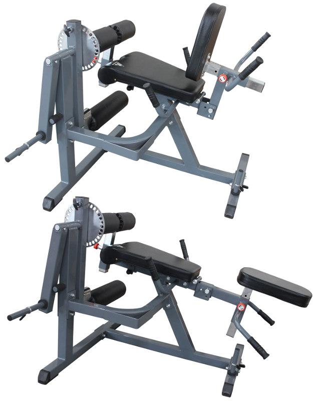Скамьи, стойки и атлетические центры со свободной нагрузкой DFC Тренажёр для ног, серия HomeGym, UB001