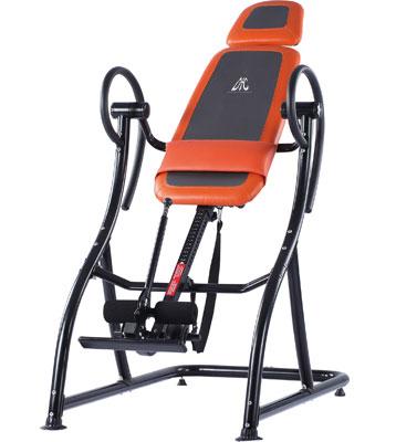 Гиперэкстензии и тренажёры для спины DFC Инверсионный стол, XJ-I-06CL