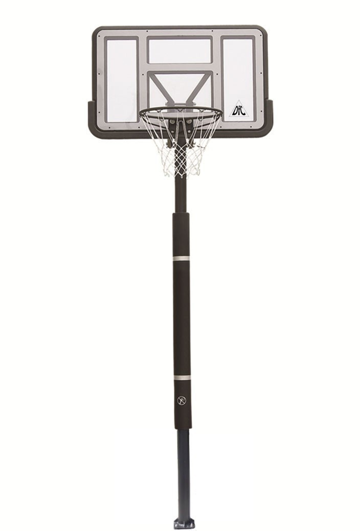 Стационарные стойки для баскетбола и стритбола DFC ZY-ING46, Баскетбольная стационарная стойка Ingroud, 44