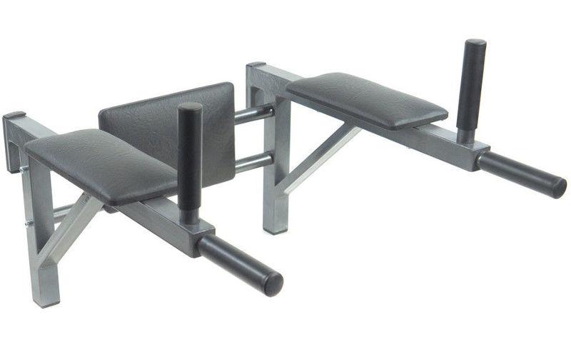 Навесное оборудование и дополнения для спортивных комплексов ЭффектСпорт Брусья с подлокотниками на шведскую стенку навесные БП35 (БП45)