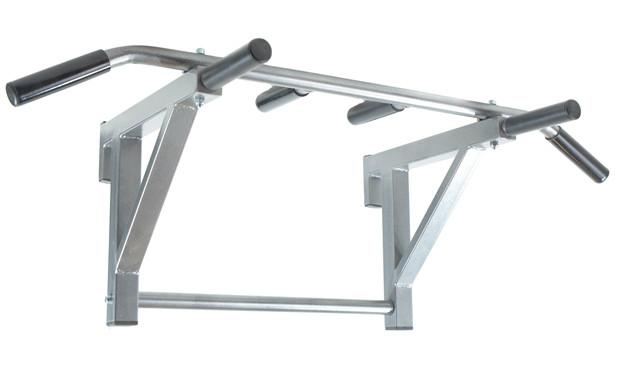 Навесное оборудование и дополнения для спортивных комплексов ЭффектСпорт Турник-брусья на шведскую стенку навесной с параллельным хватом, ТБ35 (ТБ45)