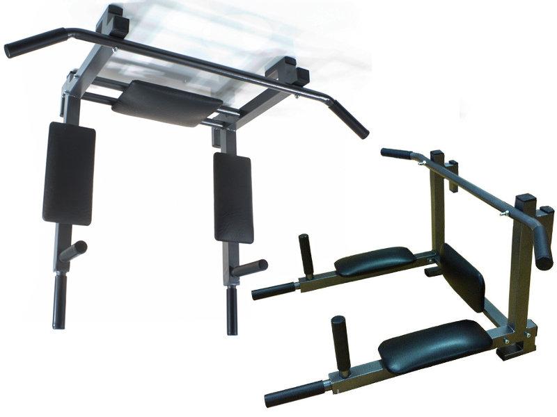 Навесное оборудование и дополнения для спортивных комплексов ЭффектСпорт Турник-брусья-пресс на шведскую стенку навесной, ТБПШ35 (ТБПШ45)