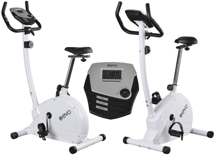 Велотренажёры и велоэргометры EVO Fitness Велотренажёр магнитный Yuto