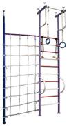 Вертикаль (ГранВиС) ДСК Вертикаль-3+, Г-образный с дополнительной стойкой и канатной сеткой (высота потолка от 2,5 до 2,95 метров)
