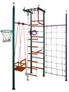 Вертикаль (ГранВиС) ДСК Вертикаль-10+, Г-образный с дополнительной стойкой и канатной сеткой (высота потолка от 2,5 до 2,95 метров)