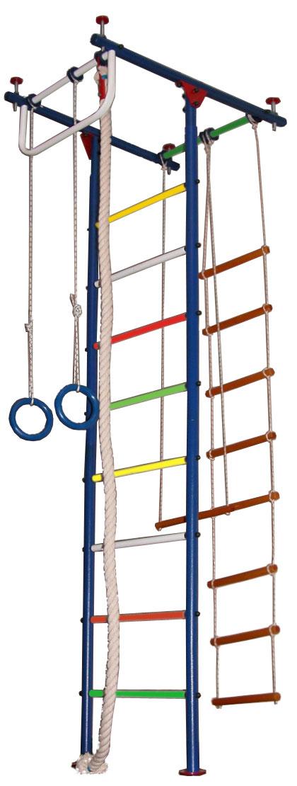 Т-образные комплексы (крепление враспор) Вертикаль (ГранВиС) ДСК Юнга-2, Т-образный (высота потолка от 2,35 до 2,95 метров)