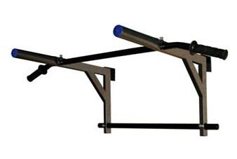 Навесное оборудование и дополнения для спортивных комплексов Вертикаль (ГранВиС) Турник с брусьями навесной переставляемый, ТБНП