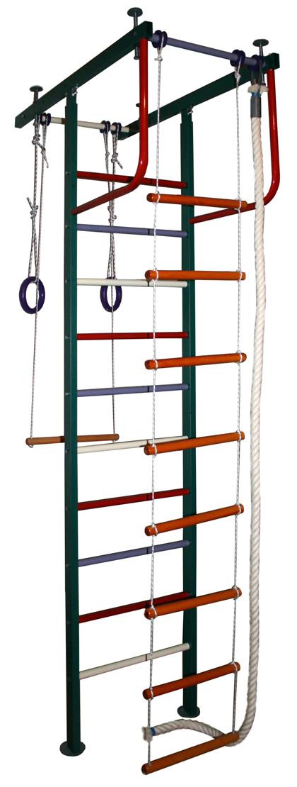 Т-образные комплексы (крепление враспор) Вертикаль (ГранВиС) ДСК Вертикаль-2.1, Т-образный, широкие перекладины (высота потолка от 2,5 до 2,95 метров)