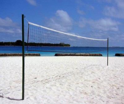 Прочее оборудование для детских площадок и игровых центров Вертикаль (ГранВиС) Волейбол пляжный / дачный