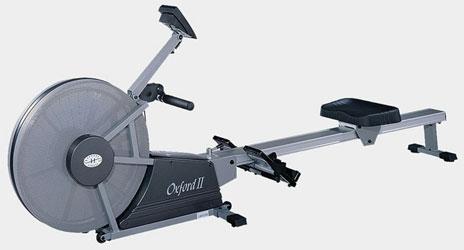 Гребные тренажёры Horizon Fitness Oxford 5, Гребной тренажер
