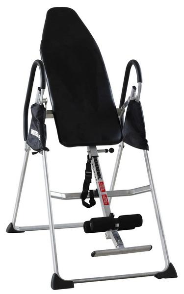 Гиперэкстензии и тренажёры для спины Body Gym 49202-1, Инверсионный стол