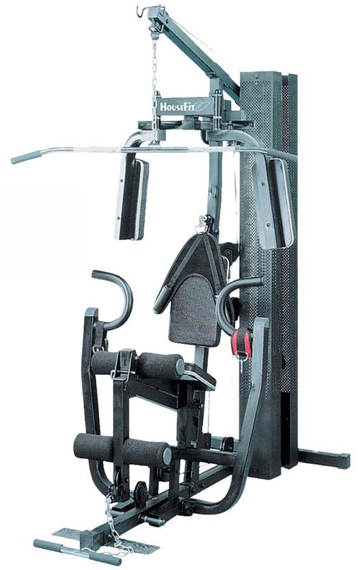 Атлетические центры с весовым стеком House Fit DH-8157, Атлетический комплекс