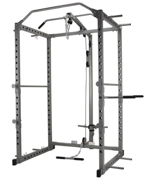 Скамьи, стойки и атлетические центры со свободной нагрузкой House Fit HG-2107, Pама для силовых тренировок Рower Rack