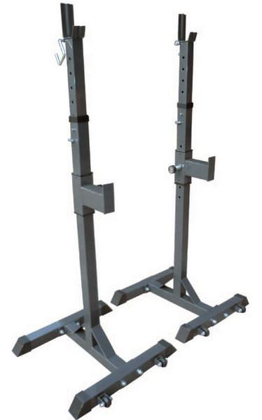 Скамьи, стойки и атлетические центры со свободной нагрузкой Body Gym Подставка для штанги раздельная, Squat Rack