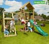 Детский игровой комплекс Jungle Palace + Climb Module Xtra