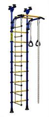 Kampfer Домашний спортивный комплекс Strong kid (сeiling), высота потолка от 2,3 до 2,73 м