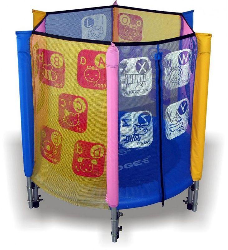 Батуты с защитной сеткой, диаметром до 3-х метров Kogee Tramps Батут детский 40