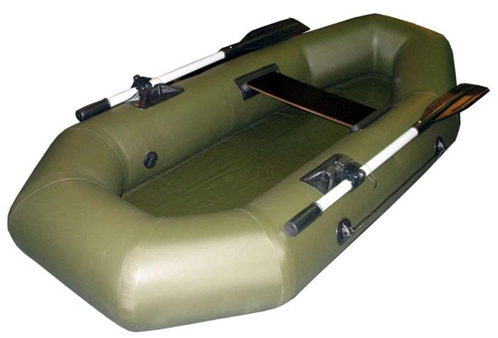 Одноместные и полуторные надувные гребные лодки Ковчег Лодка гребная надувная