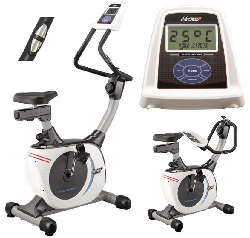 Велотренажёры и велоэргометры Life Gear Велотренажер магнитный 20680