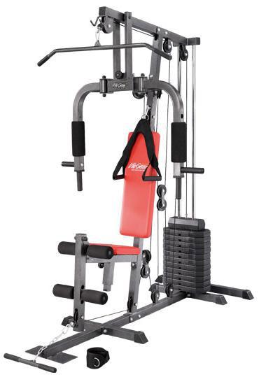 Атлетические центры с весовым стеком Life Gear 63110, Многофункциональный силовой тренажер Life Gear 63110