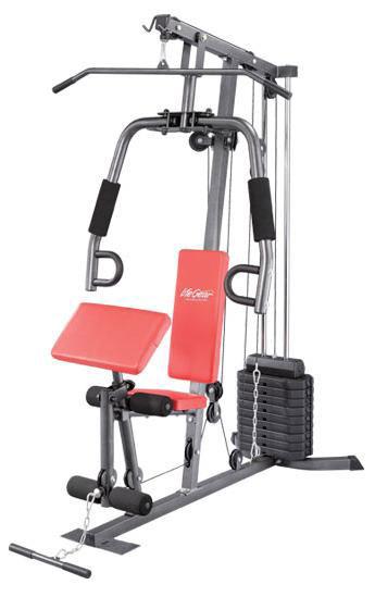 Атлетические центры с весовым стеком Life Gear 63130, Многофункциональный силовой тренажер LifeGear 63130