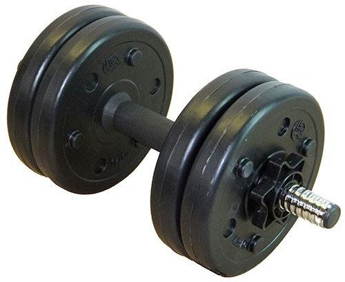 Гантели разборные Lite Weights 3101CD, Гантель сборная 5 кг (1 шт)