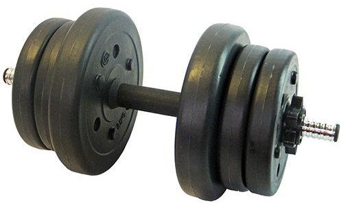 Гантели разборные Lite Weights 3103CD, Гантель сборная 10 кг (1 шт)