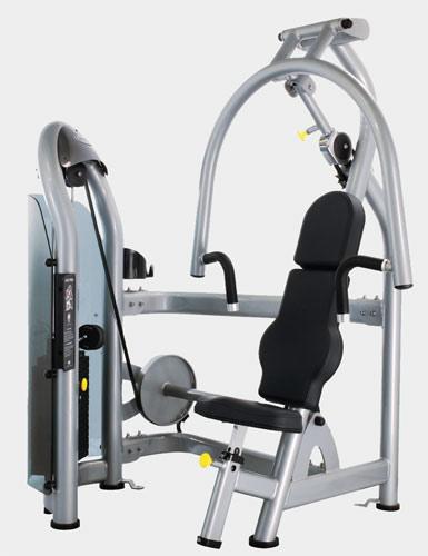 Тренажёры для мышц груди Matrix G3 S10, Жим от груди сидя