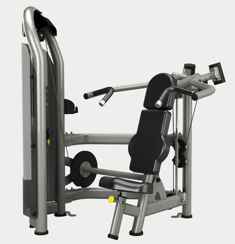 Тренажёры для мышц плечевого пояса Matrix G3 S23, Независимый жим от плеч