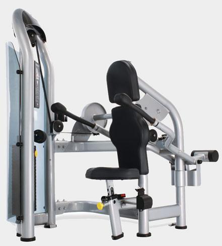 Тренажёры для мышц плечевого пояса Matrix G3 S42, Отжимание сидя