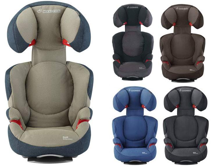 Автокресла Maxi-Cosi Автокресло Rodi AirProtect (3,5-12 лет, 15-36 кг)