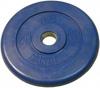 MB Barbell Диск для штанги цветной обрезиненный, 20 кг (31 мм), серия Стандарт