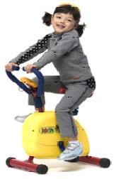 Детские тренажёры Moove&Fun SH-02C, Тренажер детский механический