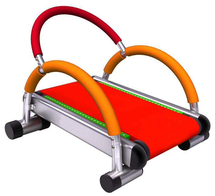 Детские тренажёры Moove&Fun SH-01, Тренажёр детский механический