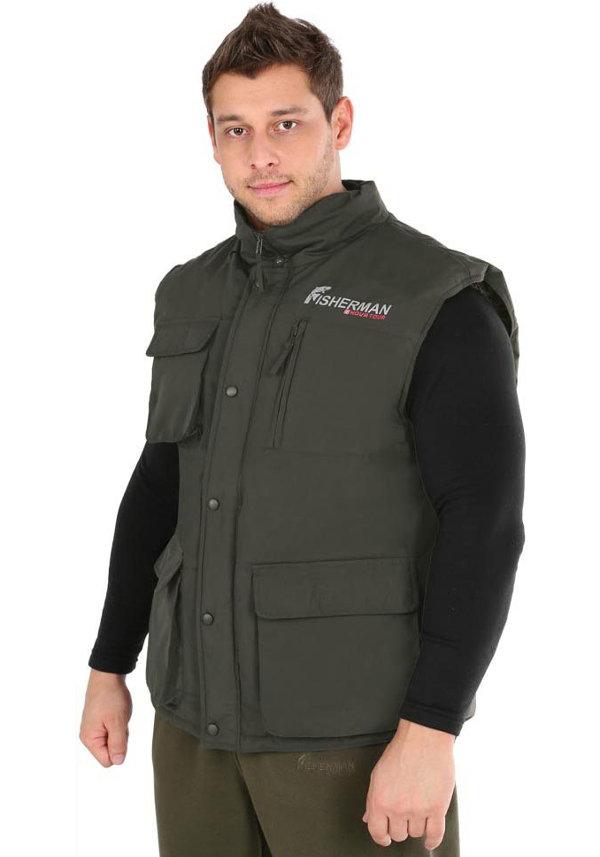 Куртки, жилеты, рубашки для туризма, охоты и рыбалки Нова Тур (Nova Tour) 95124, Жилет для рыбалки