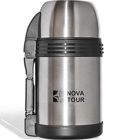 Термосы Нова Тур (Nova Tour) 92391, Термос из нержавеющей стали для еды