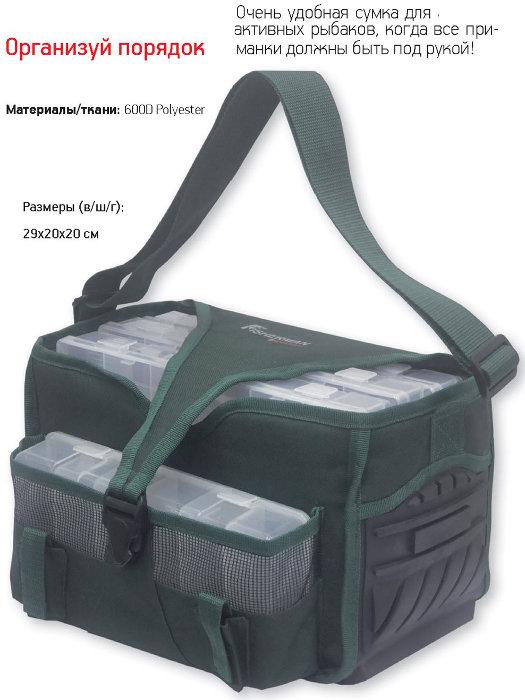 Прочие рюкзаки, сумки и баулы Нова Тур (Nova Tour) 95133, Сумка для рыбалки