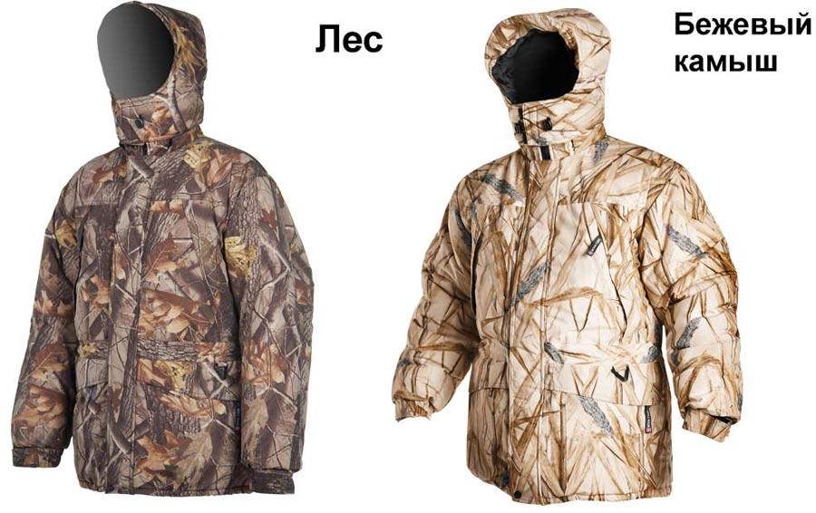 Куртки, жилеты, рубашки для туризма, охоты и рыбалки Нова Тур (Nova Tour) 51249, Куртка