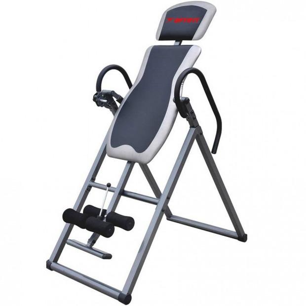 Гиперэкстензии и тренажёры для спины OptiFit NQ-3300 Alba, Инверсионный стол