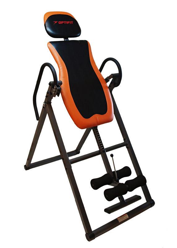 Гиперэкстензии и тренажёры для спины OptiFit NQ-3400 Rio, Инверсионный стол