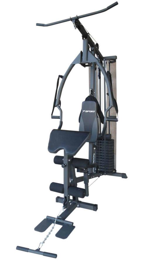 Атлетические центры с весовым стеком OptiFit Мультистанция Status, SX79
