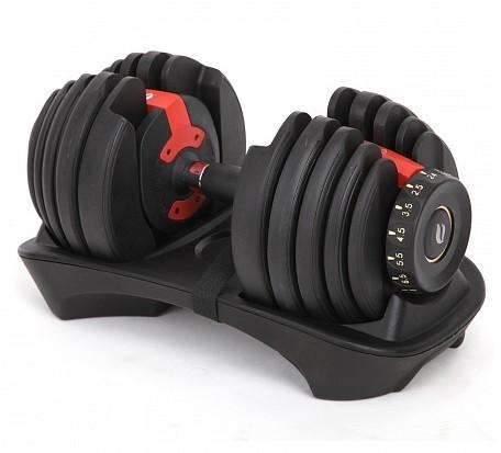 Гантели разборные Optima Fitness Регулируемая гантель DKN Adjustable Dumbbells 24 кг