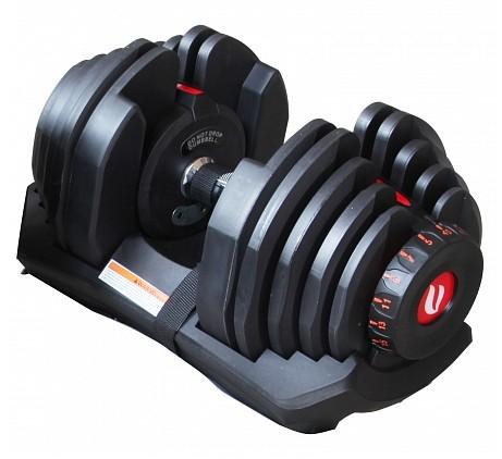 Гантели разборные Optima Fitness Регулируемая гантель DKN Adjustable Dumbbells 40 кг