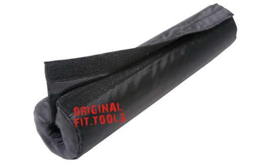 Аксессуары для тяжёлой атлетики Original Fit.Tools FT-PAD-BLK, Cмягчающая накладка на гриф