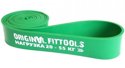 Эспандеры Original Fit.Tools Эспандер ленточный с логотипом, ширина 44 мм, FT-EX-208-44