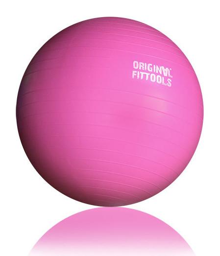 Гимнастические мячи Original Fit.Tools Гимнастический мяч 55 см, FT-GBR-55