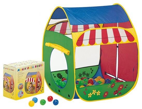 Ожидается Paradiso T02801 Дом-палатка с шариками