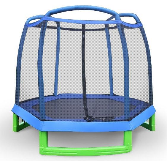 Батуты с защитной сеткой, диаметром до 3-х метров Perfetto Sport Батут с защитной сеткой