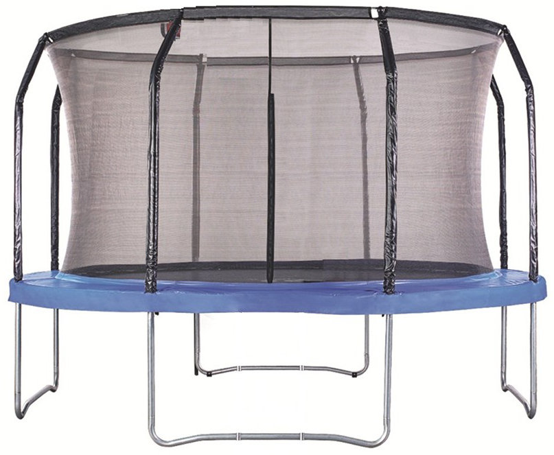 Батуты с защитной сеткой, диаметром от 3-х до 4-х метров Perfetto Sport Батут с защитной сеткой