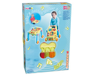 Прочее оборудование для детских площадок и игровых центров Playgo Play 2240, Развивающий игровой центр трансформер